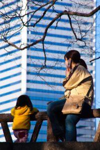 離婚後の親権は母親